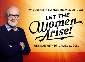 Let the Women Arise! webinar